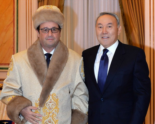 Hollande Kazakhstan